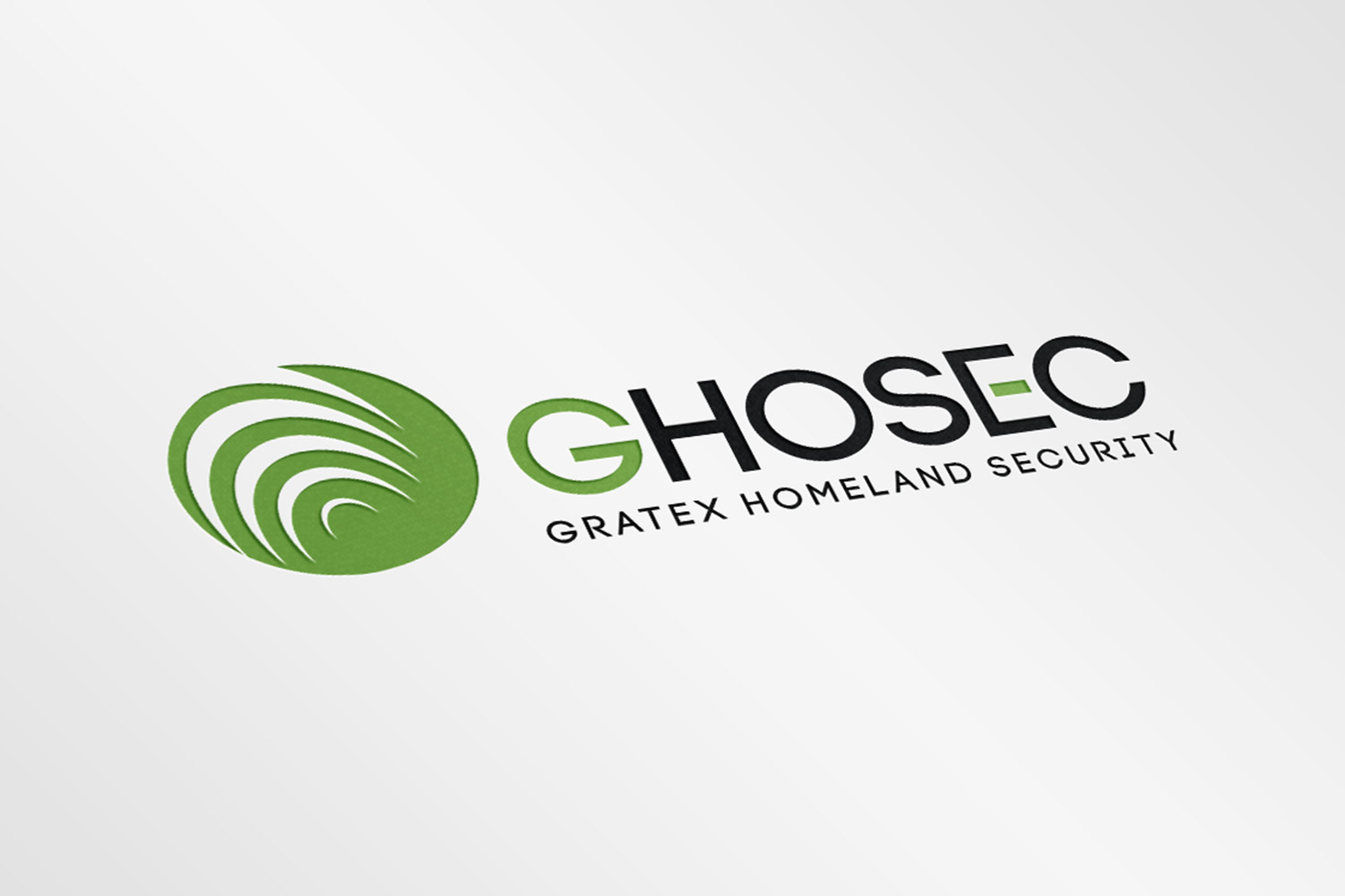 Ghosec, logo design image