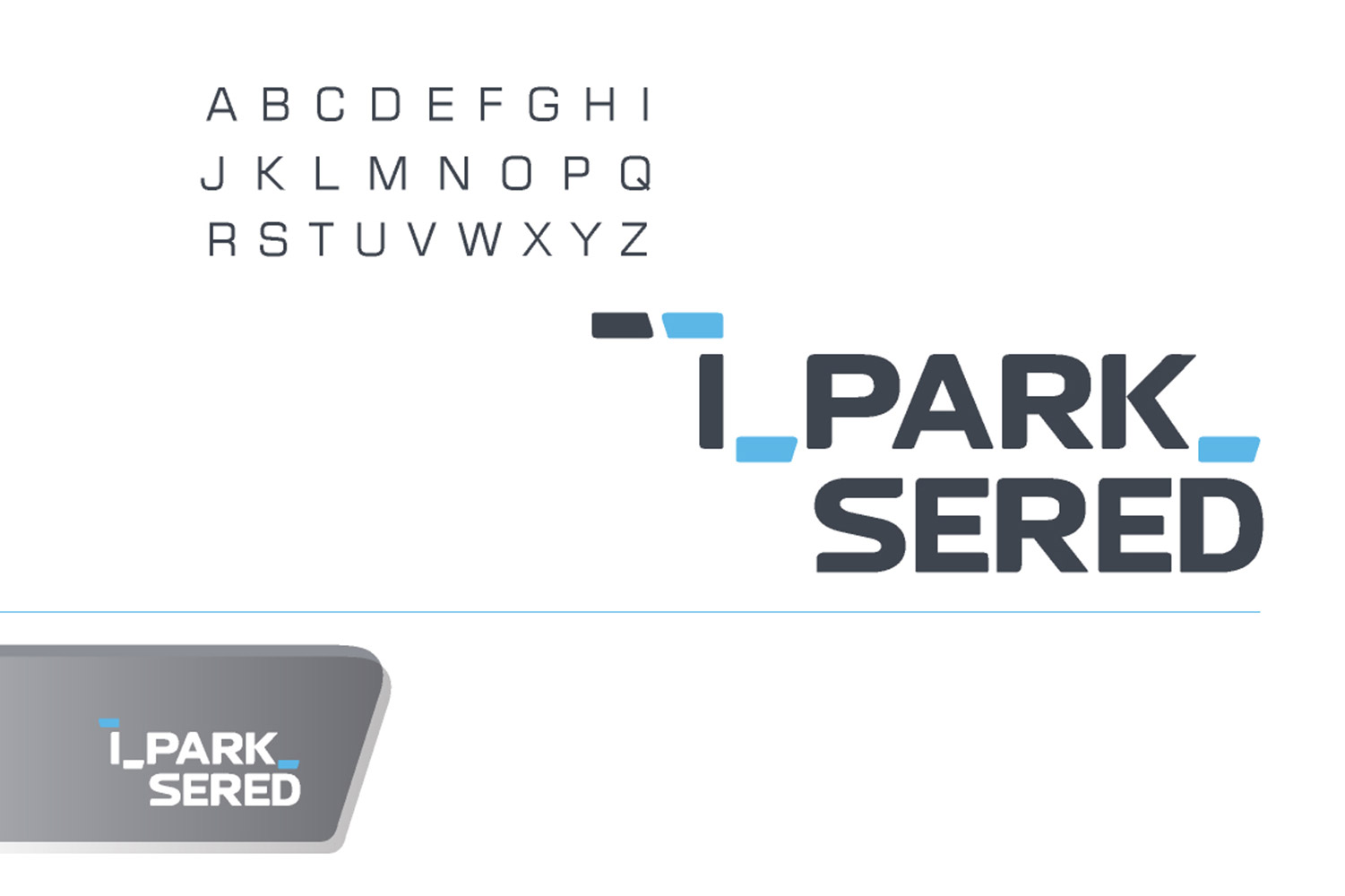 iPark Sered, Corporate Identity image